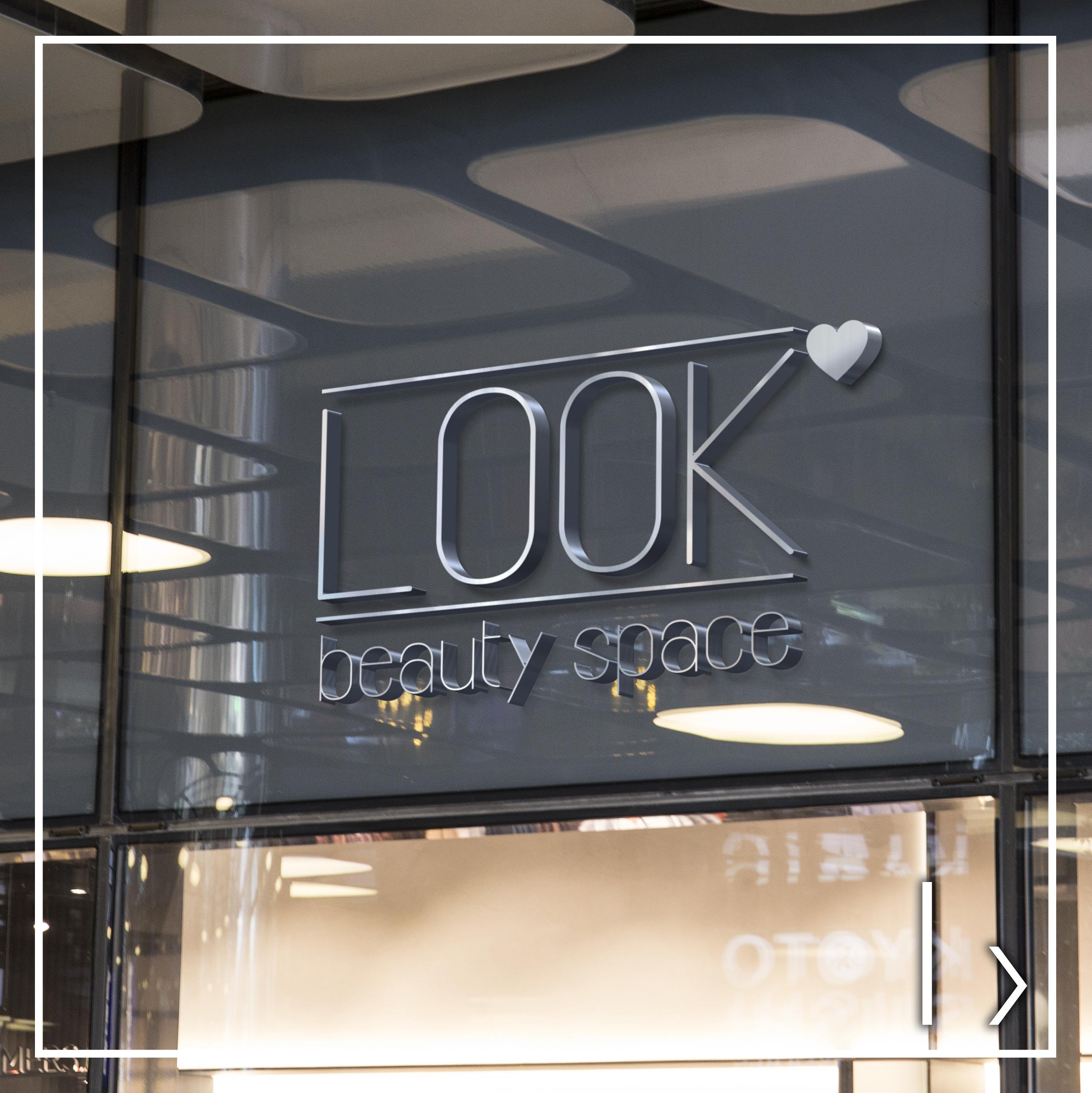 Фото Логотип для салона красоты «Look».