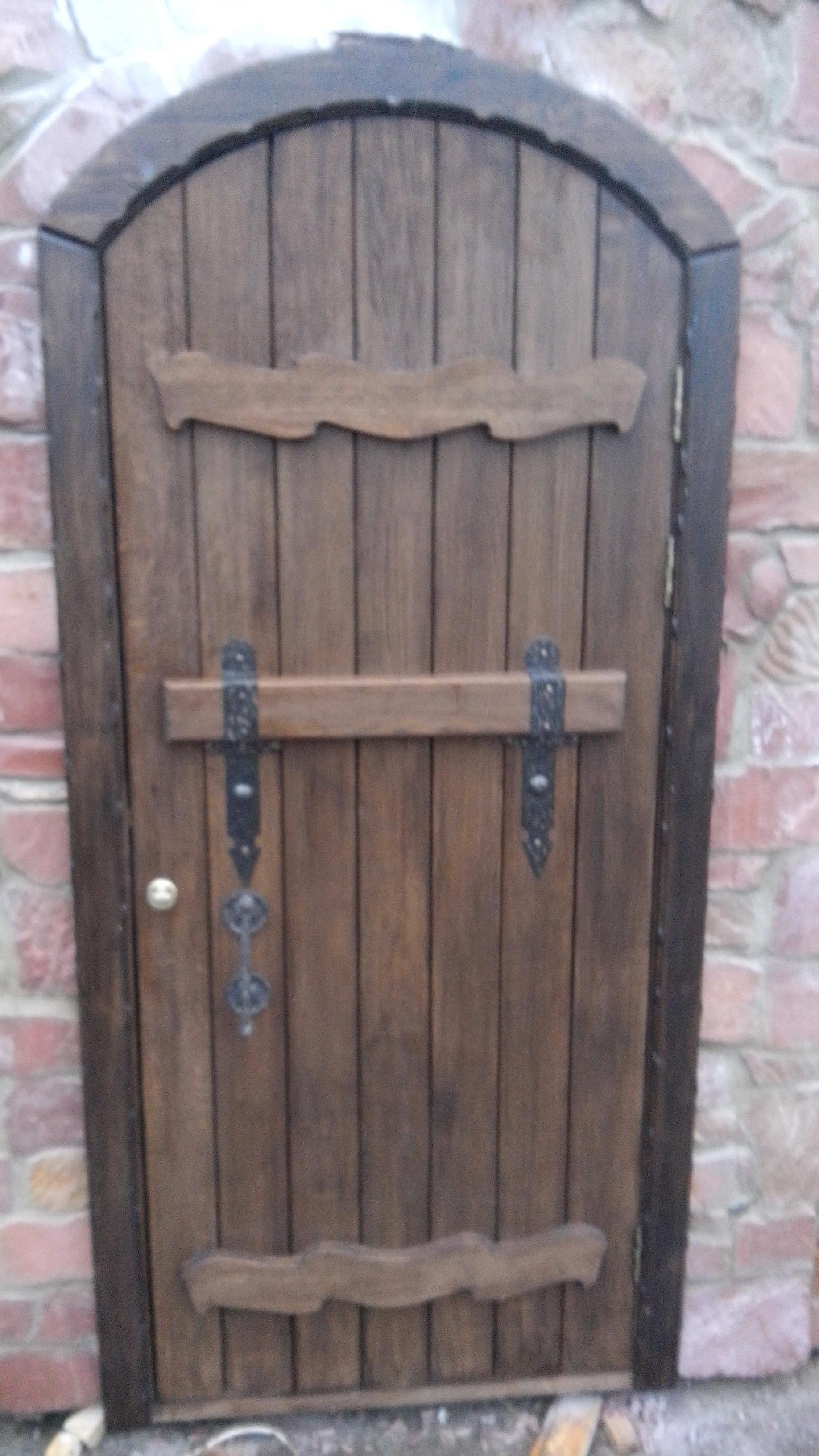Фото Изготовление дверей под старину. 2