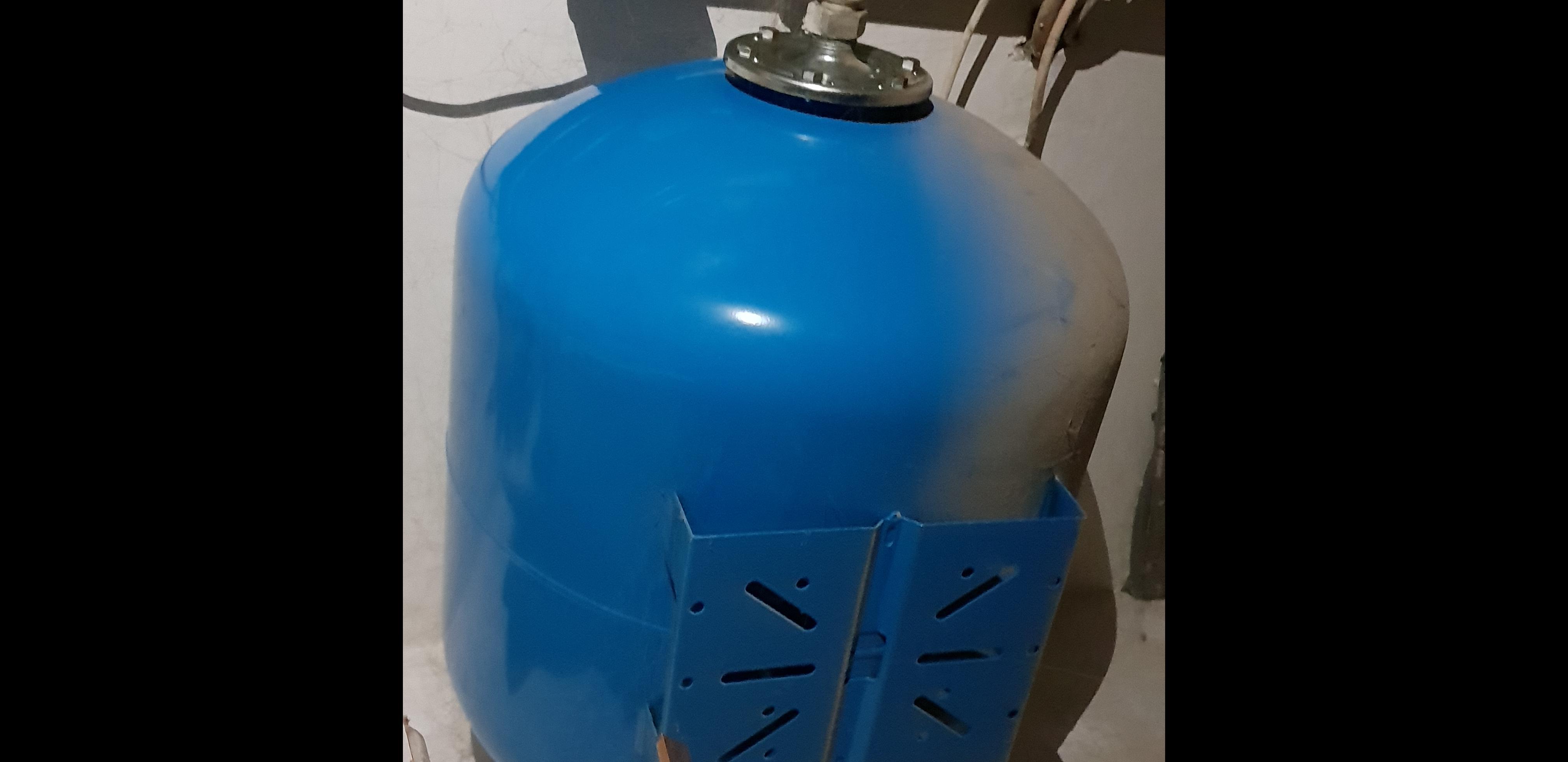 Фото Обслуживание и перенос гидроаккумулятора
