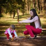 Профессиональная семейная фотосессия