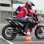 Початковий курс управління мотоциклом