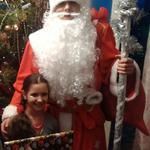 Позравление от Деда Мороза и Снегурочки