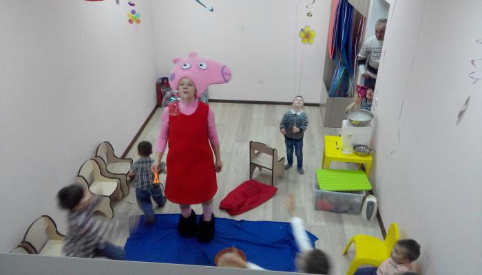 Фото Свинка Пеппа, программа для детского праздника 1