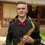 Саксофонист.