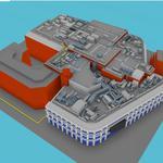 Моделювання будинків та металевих конструкцій на основі Point Cloud