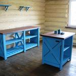Изготовление и реставрация мебели из натуральной древесины
