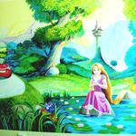 Художественно-декоративная роспись стен