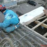 Замена и ремонт шифера