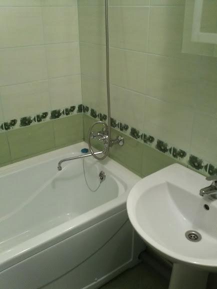 Фото Установка, ванны Тритон, смесителя, тюльпан Президент со смесителем  4 часов