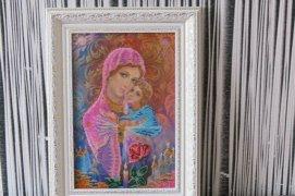 Фото вышиваю бисером и крестиком
