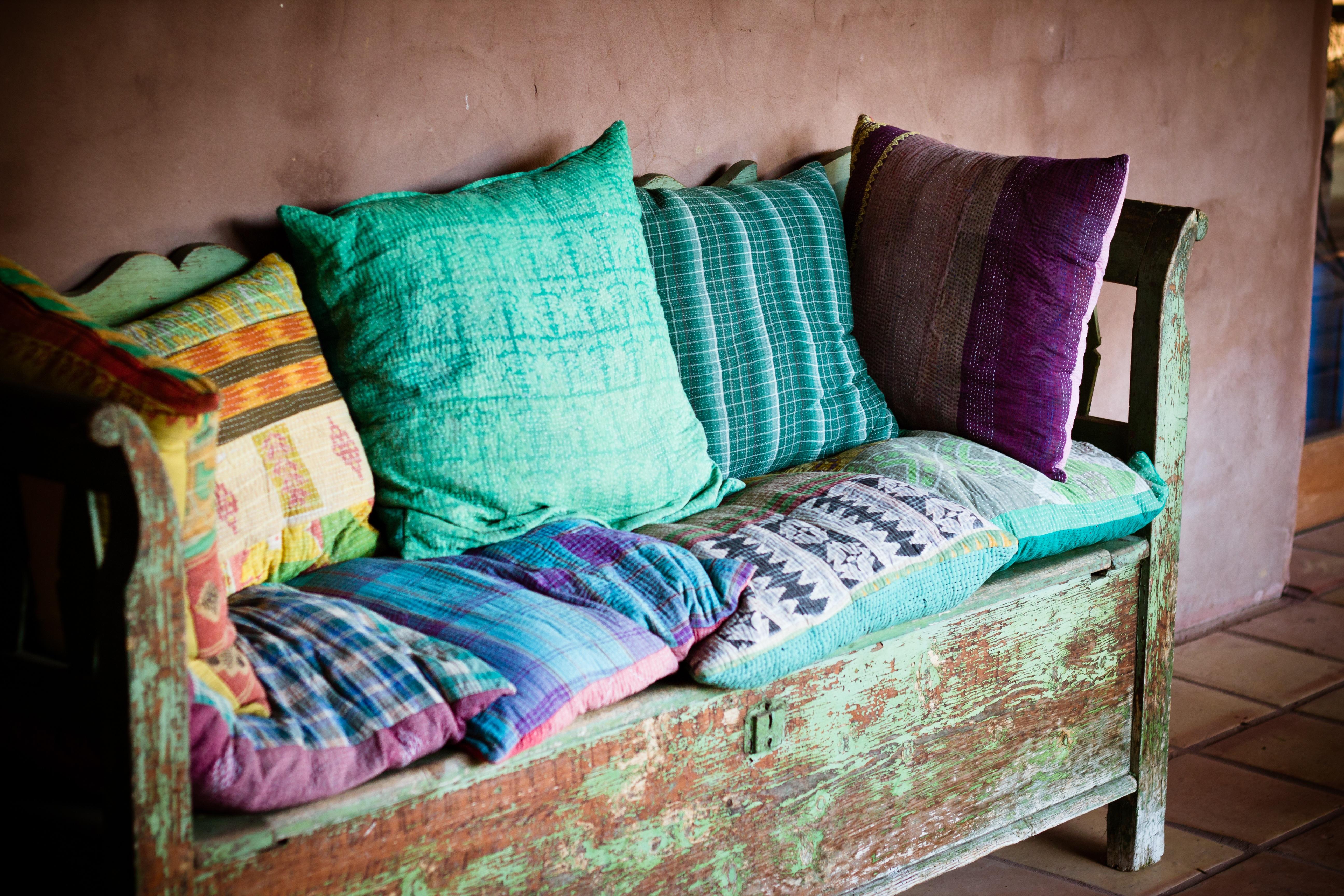 Фото Реставрация сундука, в диванчик.
