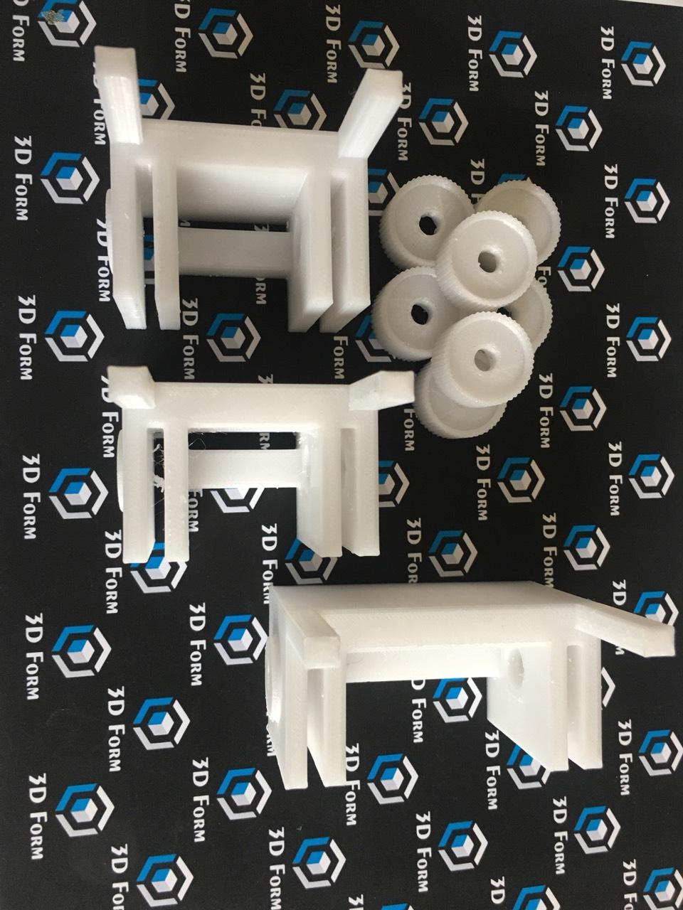 Фото 3D печать - фотополимерная 3D печать 2