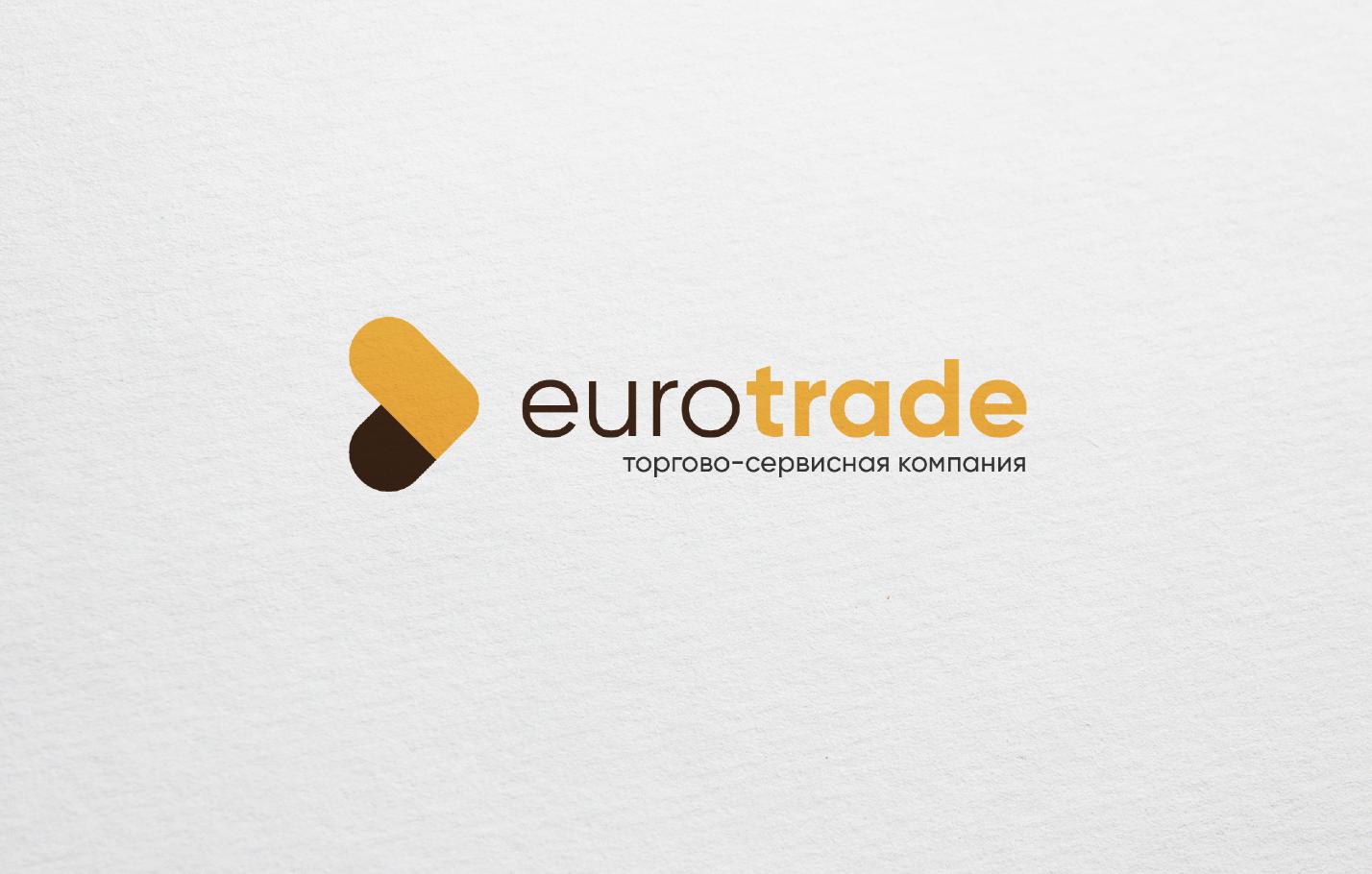 Фото Дизайн логотипа для торгово-сервисной компании EuroTrade