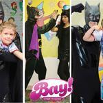 Школа супергероев (Бетмен, Человек-Паук, Черепашка-ниндзя) и еще более 50 игровых программ.