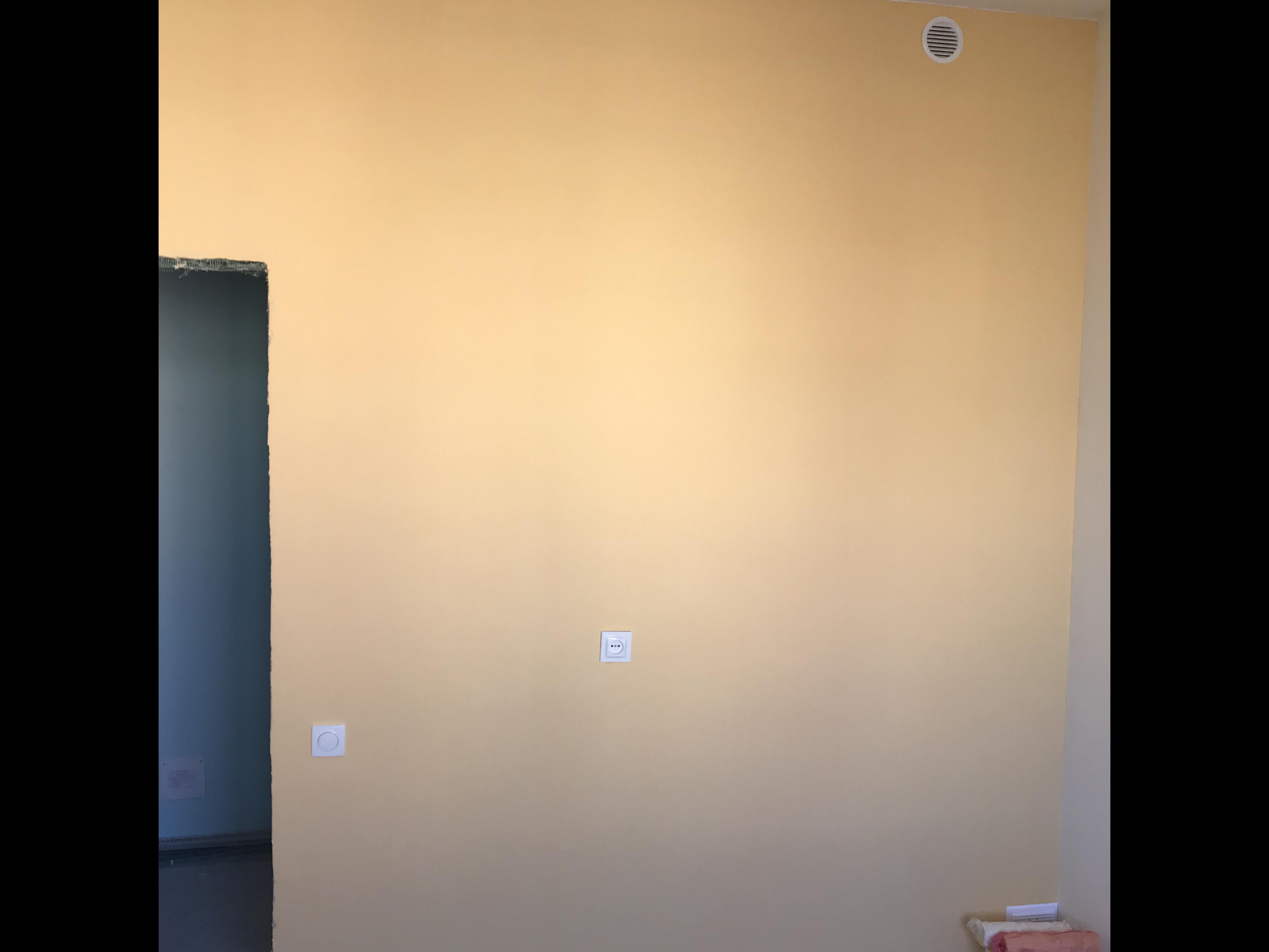 Фото Фарбування стін.