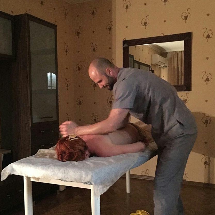 Фото Глубокотканный массаж