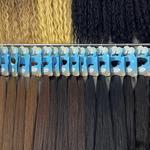 Афро кудри, афро локоны. Холодно наращивание волос