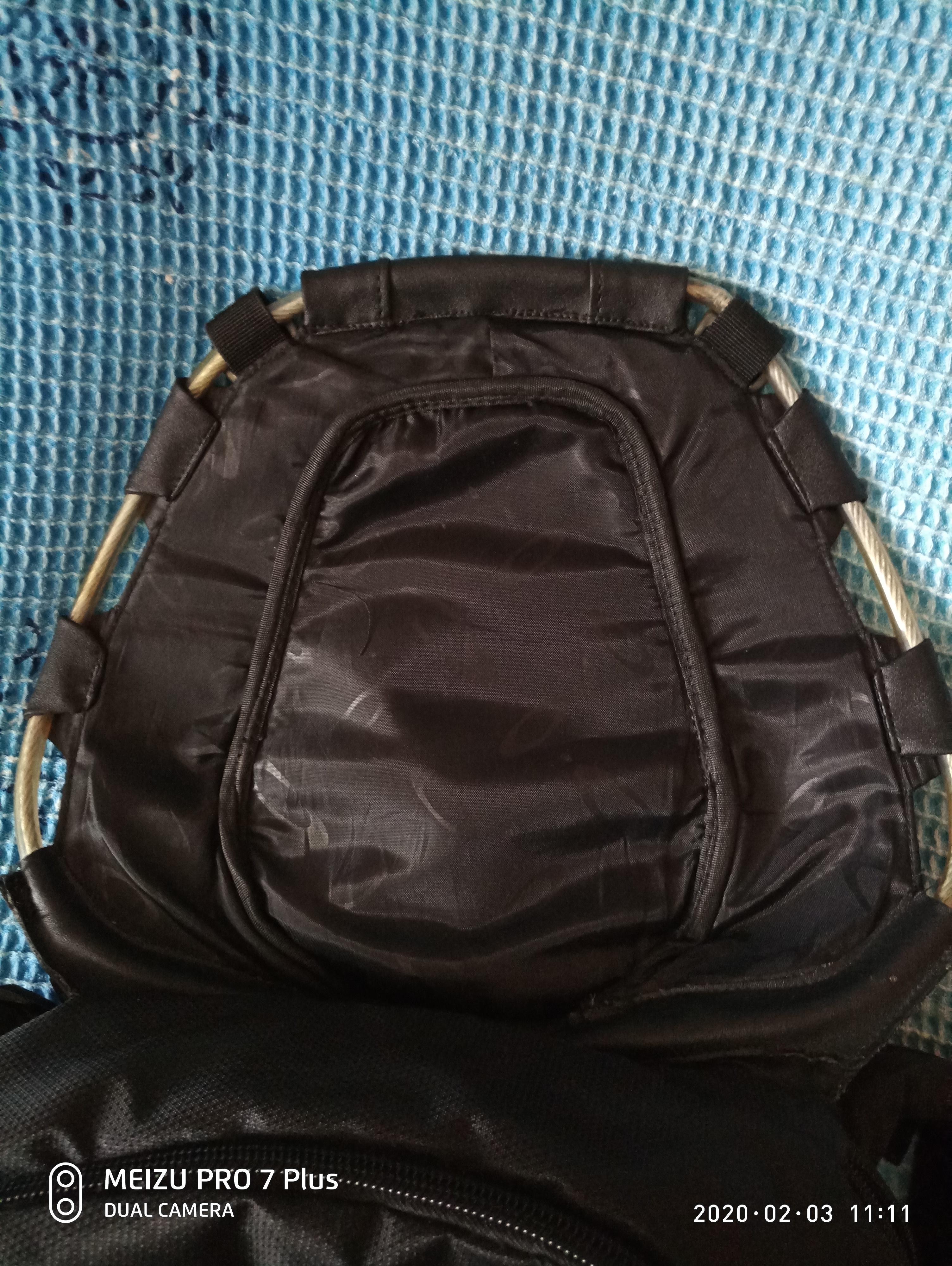Фото Замена молнии,бегунков и ремонт  рюкзака