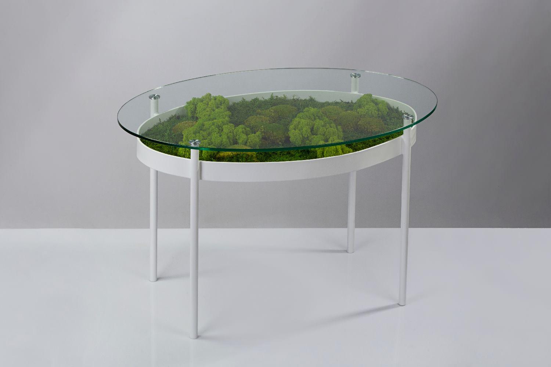 Фото производство журнального столика со съемным стеклом. 3 дня