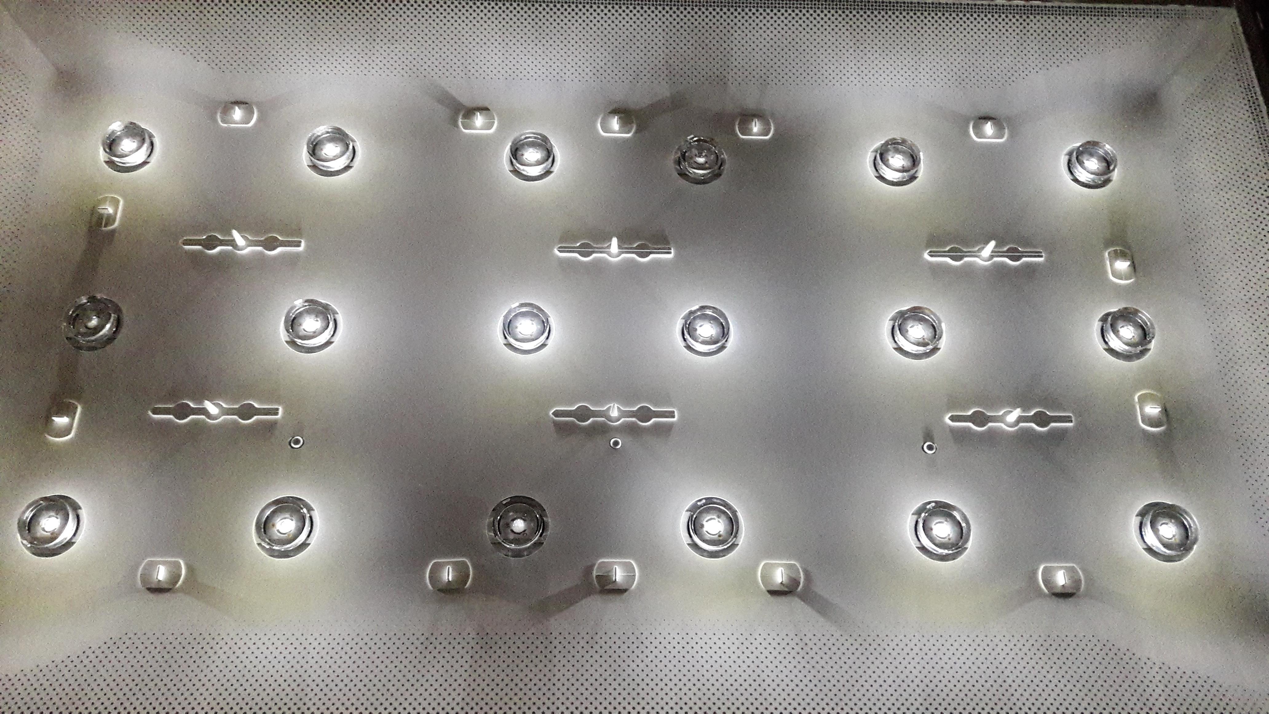 Фото полу рабочая  подсветка матрицы телевизора LG