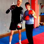 Персоналный тренер по кикбоксингу, боксу, тайскому боксу