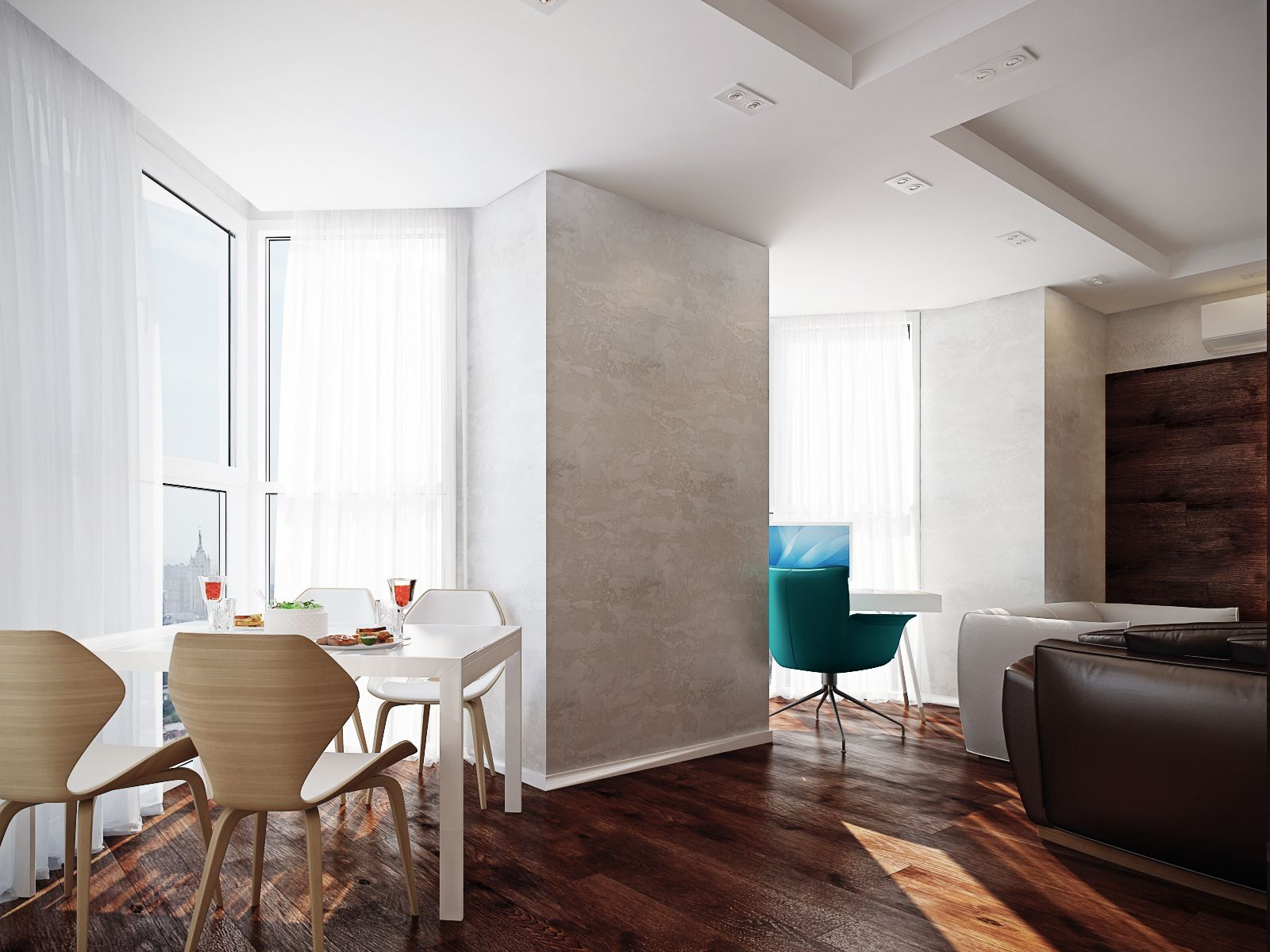 Фото Дизайн интерьера жилих и комерческих помещений 4
