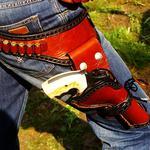 Индивидуальный пошив кобур для револьверов и пистолетов - ремонт кожгалантереи