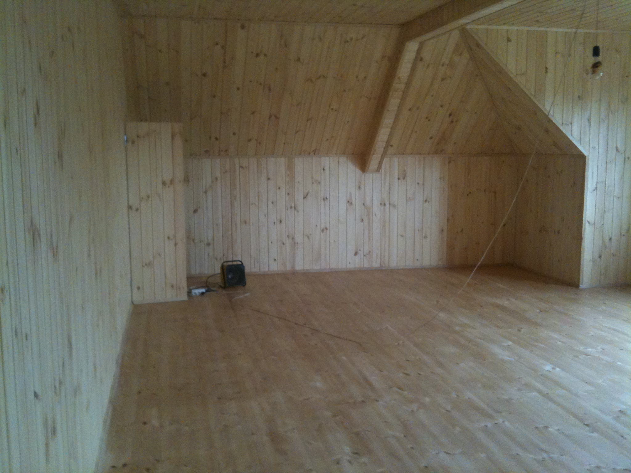 Фото Устройство деревянных полов под лак 1