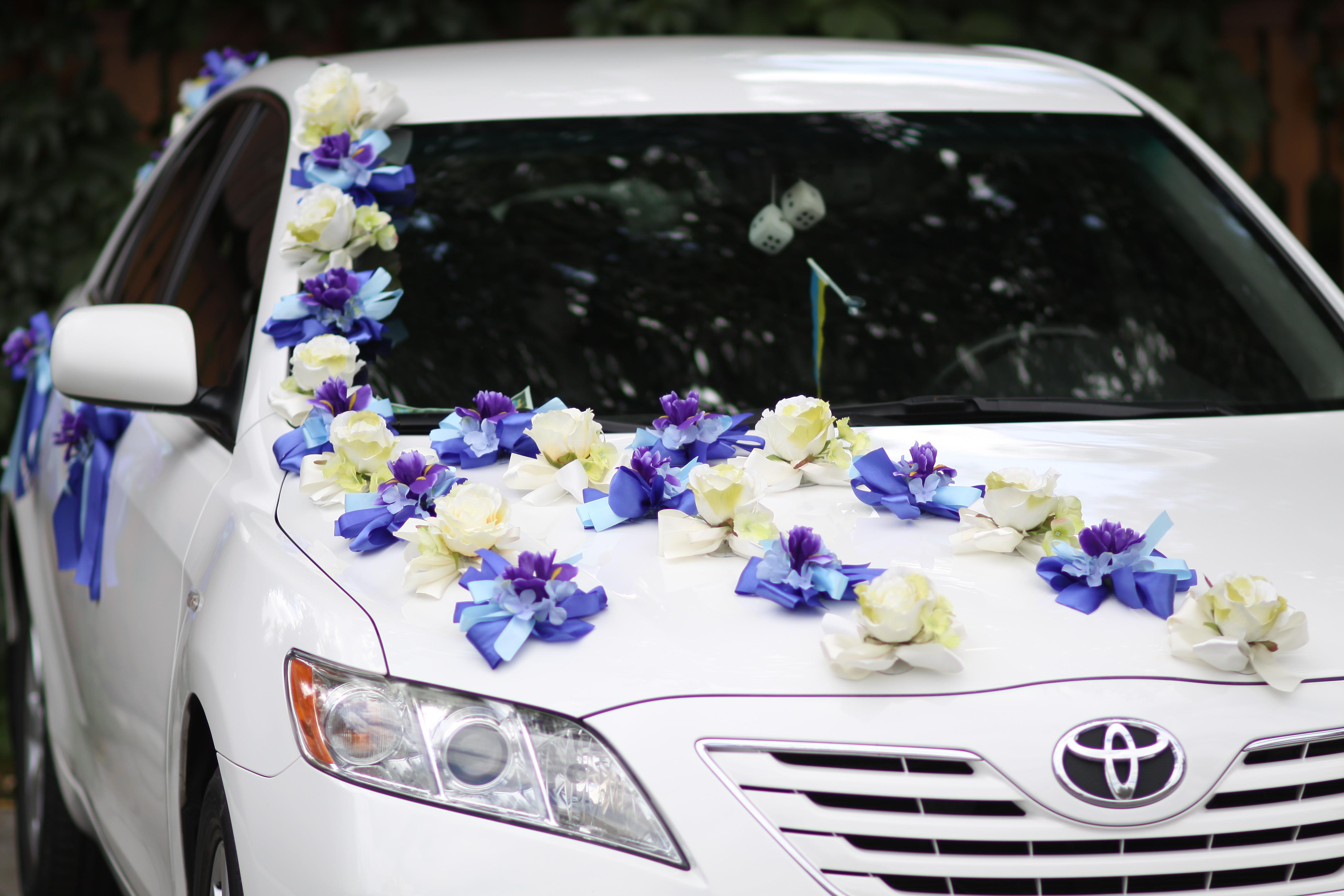 Фото Авто на свадьбу