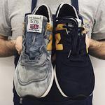Востановления цвета, ремонт, химчистка обуви