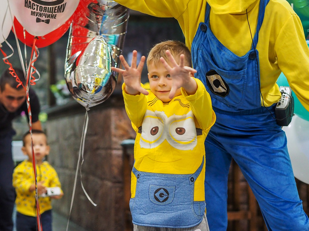Фото Аниматор на детский праздник. Клоуны на выезд. Лучшие отзывы. Кукла Лол, Щенячий патруль, Нинзяго, слайм 5