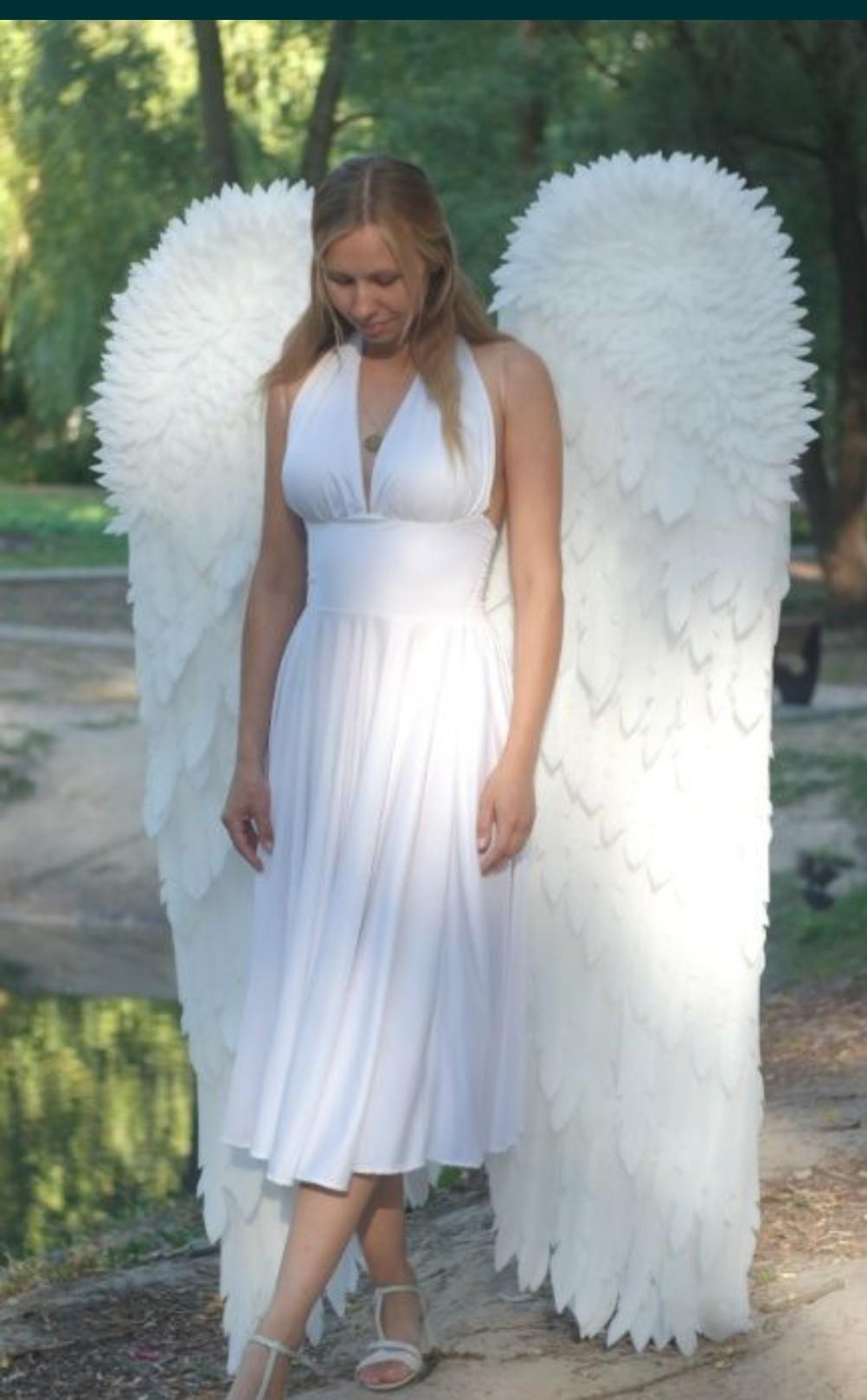 Фото Ангельские крылья 2