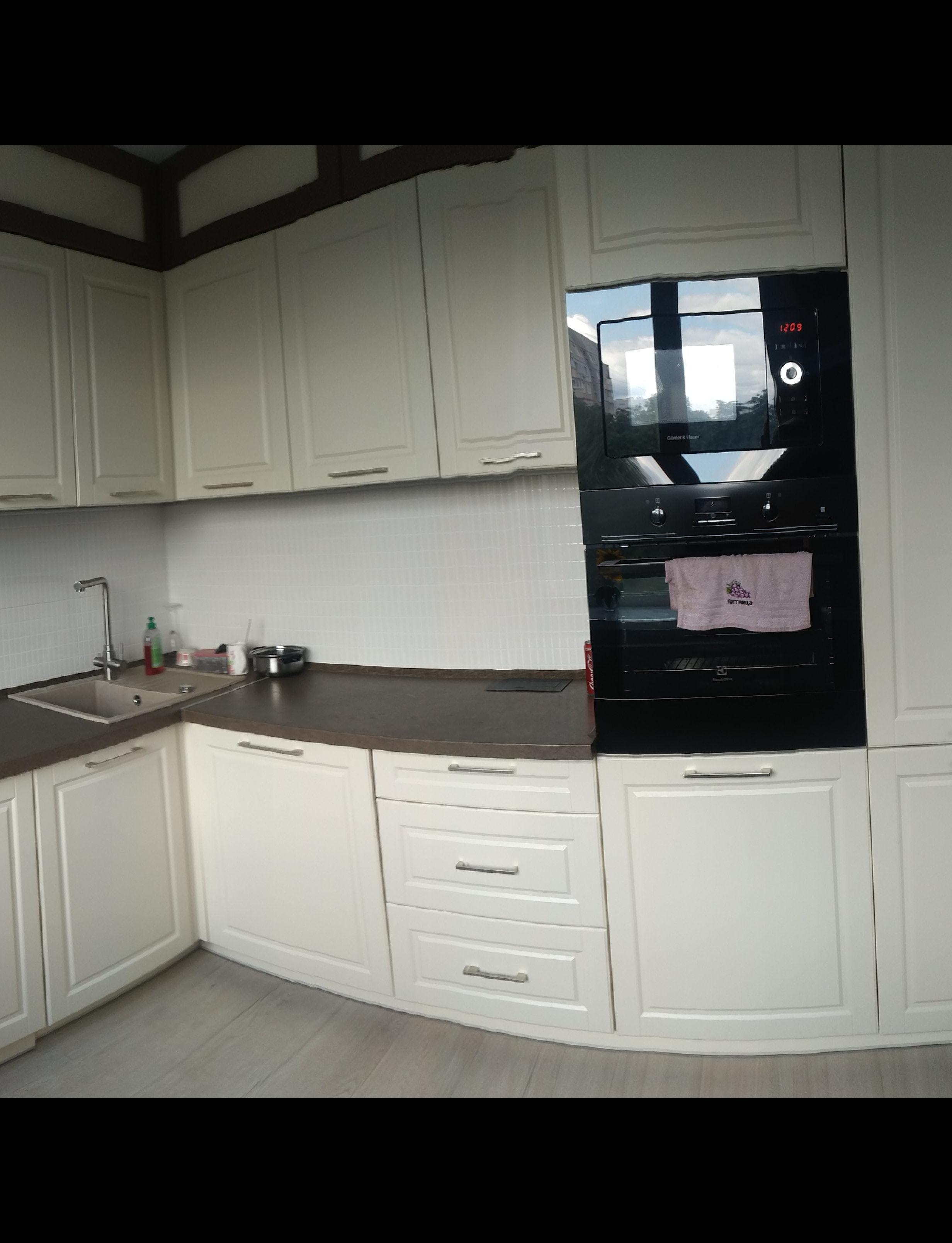 Фото Мытьё фасадов и поверхностей кухни