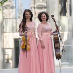 Струнный дуэт: две скрипки или скрипка/виолончель