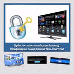 Настройка, установка и разблокировка Smart tv Samsung, LG, Philips, Sony