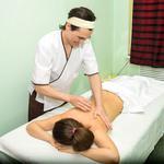 Оздоровительный массаж спины