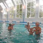 Плавание для малышей от 0 до 5 лет в Одессе