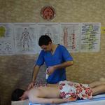 Китайский баночный массаж