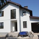 Фасадные работы любой сложности в домах, коттеджах