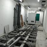Монтаж проводов и кабелей в стене, в гипсокартоне, и на улице