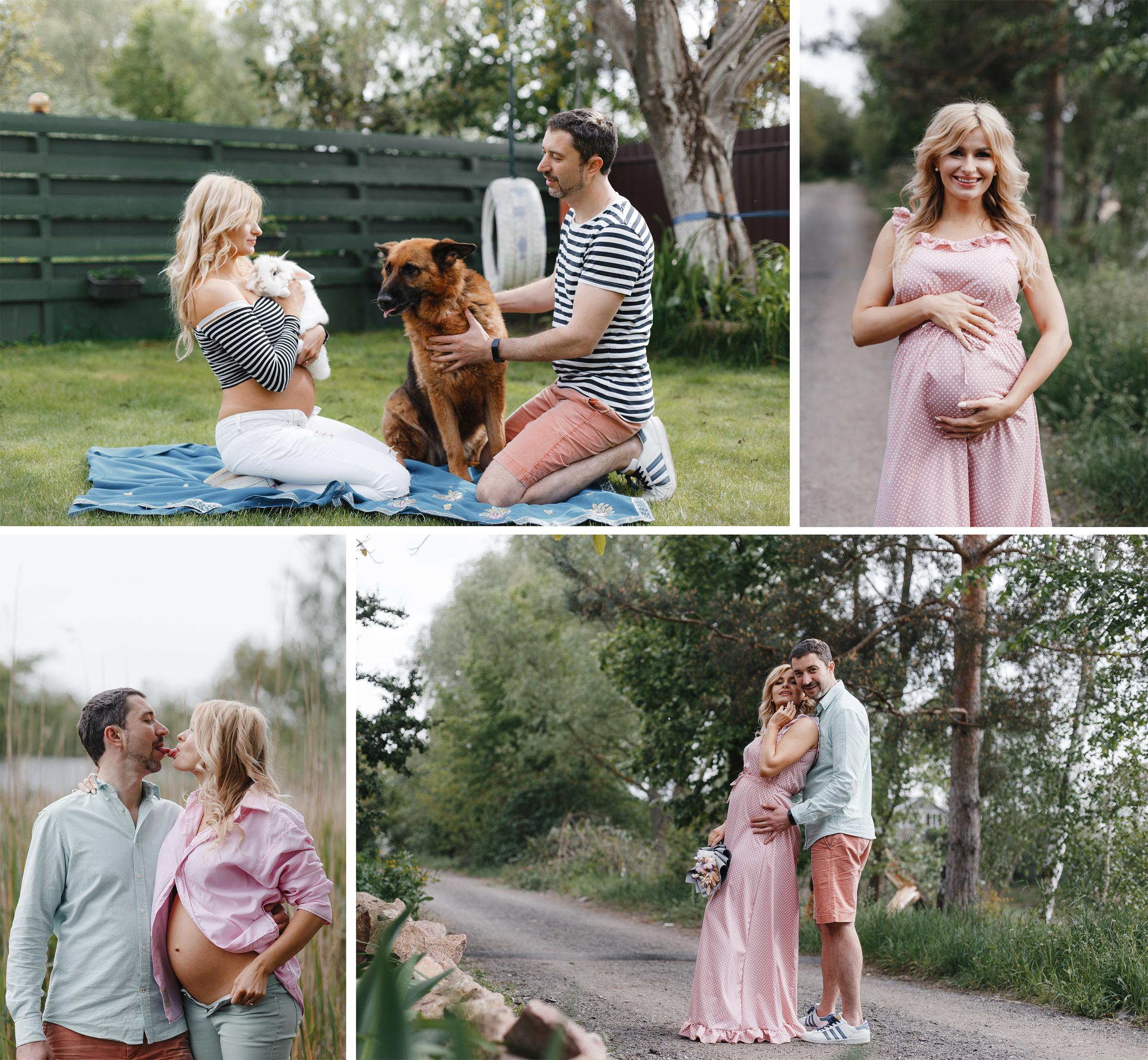 Фото Фотосьемка беременной
