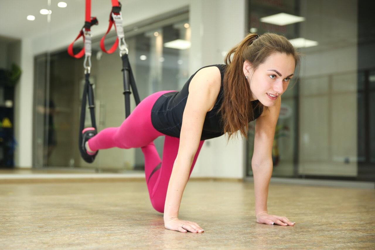 Фото Фитнес тренировки