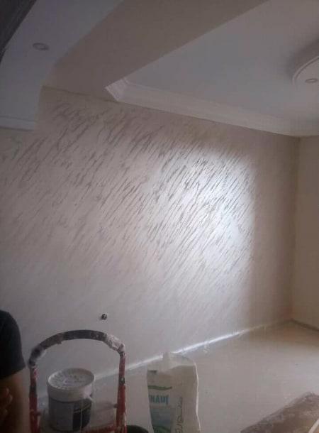 Фото Шпаклевка стен и потолков 1