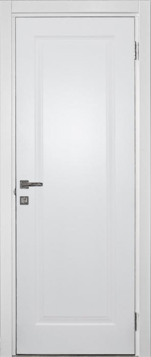Фото Межкомнатная белая дверь от производителя напрямую, склад./программа! 4