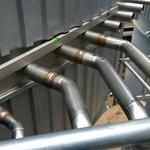 Сварка металлоконструкций любой сложности, также сварка трубопроводов