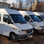 Перевозка пассажиров микроавтобусом по Украине