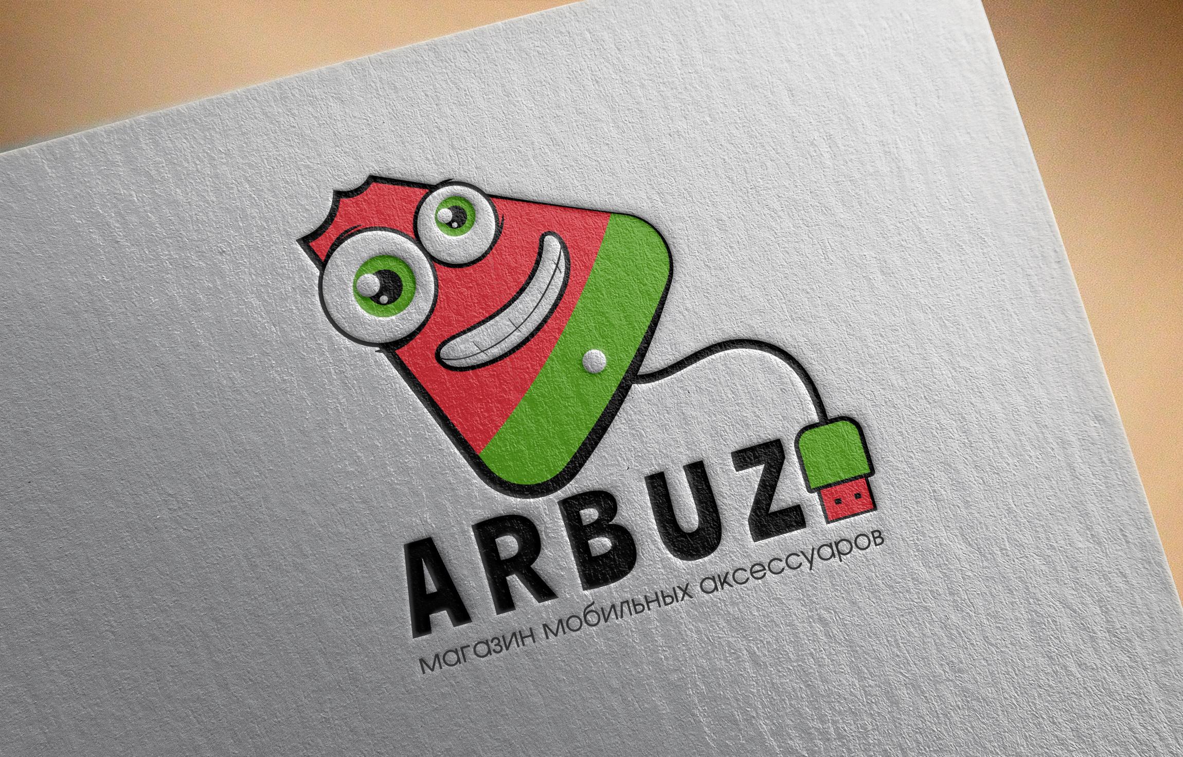 Фото Разработка логотипа для магазина мобильных аксессуаров