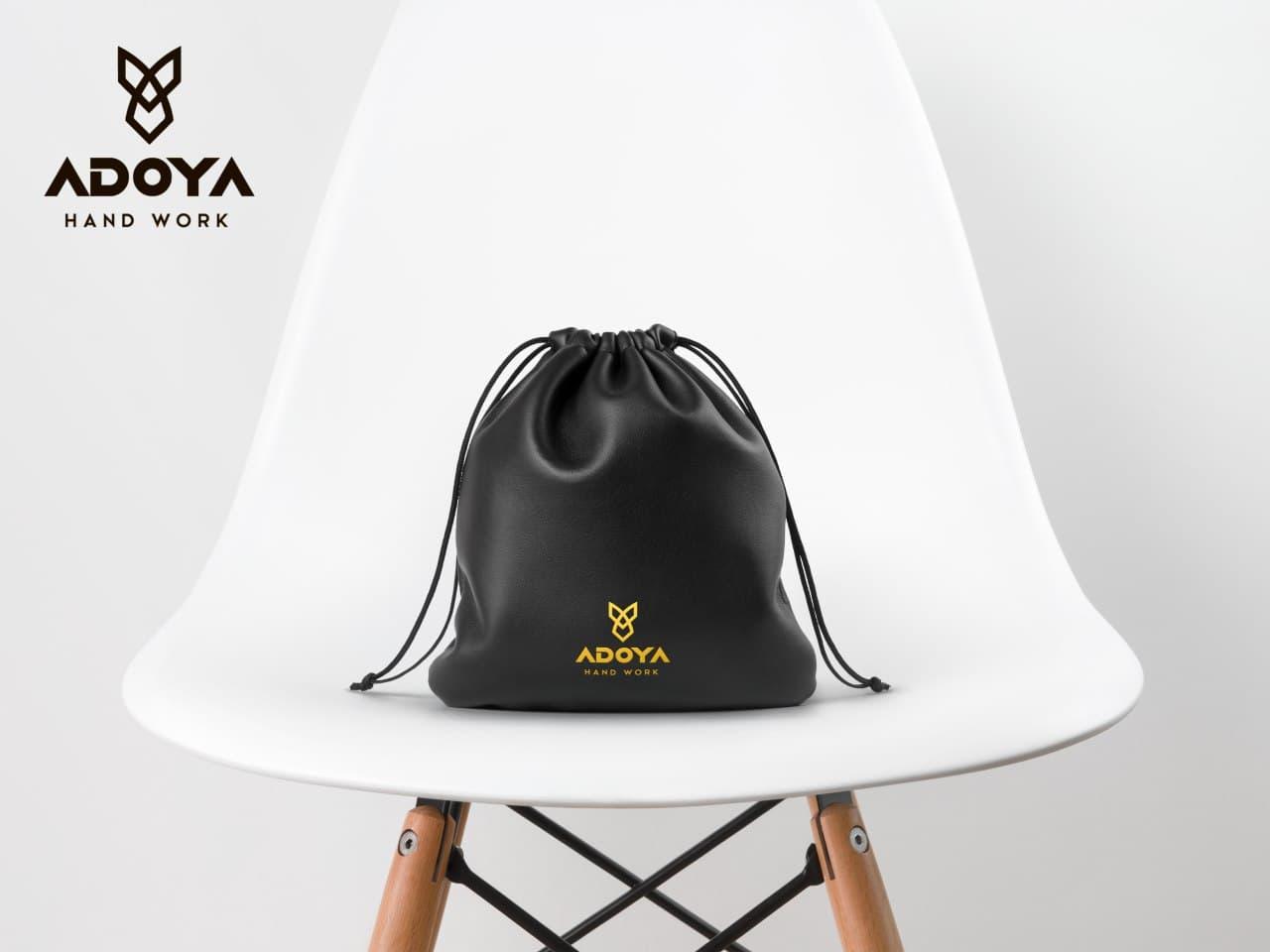 Фото Лого для бренда кожаных аксессуаров