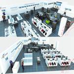 Моделирование и визуализация магазинов