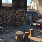 Поколоть дрова в Харькове